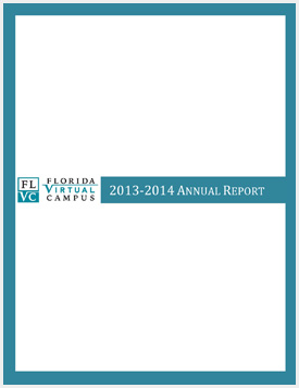 FLVC 2013-2014 Annual Report Cover