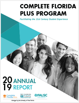 FLVC 2019 Annual Report cover